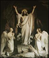 Combien de jour après sa mort l'épisode de la Résurrection du Christ a-t-il eu lieu ?