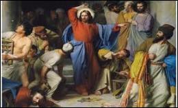 Par quel  scandale  Jésus s'est-il attiré les foudres des milieux sacerdotaux juifs conservateurs ?