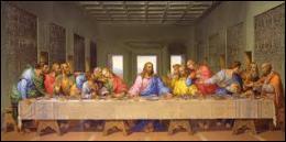 Comment a-t-on appelé le dernier repas de Jésus avec ses apôtres ?