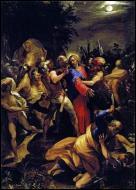 Le repas terminé, Jésus et ses disciples se rendirent dans un jardin appelé Gethsémané où il fut arrêté par des soldats armés aux ordres de l'autorité religieuse. Sur quel mont se situe le lieu d'arrestation de Jésus ?
