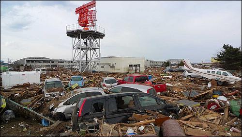 Quelle était la magnitude du séisme au Japon, le 11 mars ?