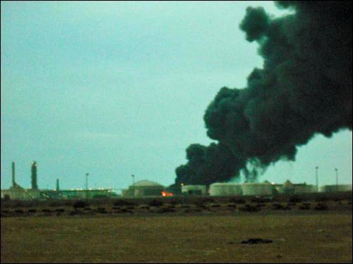 Quel est le nom de l'opération internationale en Libye ?
