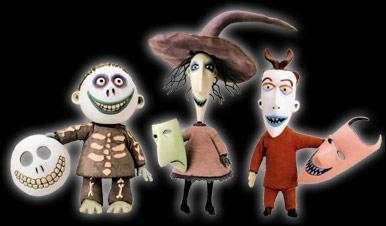 Qui sont ces personnages ?