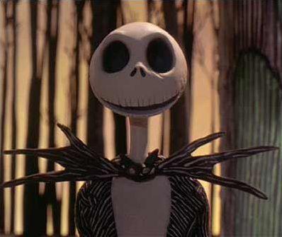 Quel est le nom de ce personnage issu d'un film de Tim Burton ?