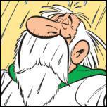 Quel est ce druide qui n'est pas né de la dernière pluie et qui a le pouvoir de faire pleuvoir ?