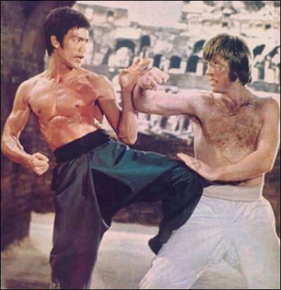 Quel acteur américain, roi du Kung-fu est le héros des films 'La Fureur du Dragon' et 'Big Boss' ?
