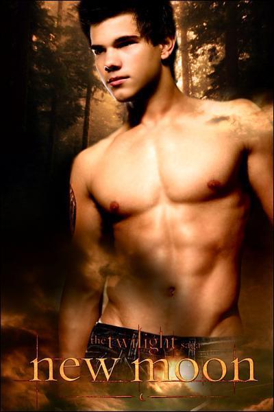 Quel personnage de loup-garou, Taylor Lautner interprète-t-il dans la saga 'Twilight' ?