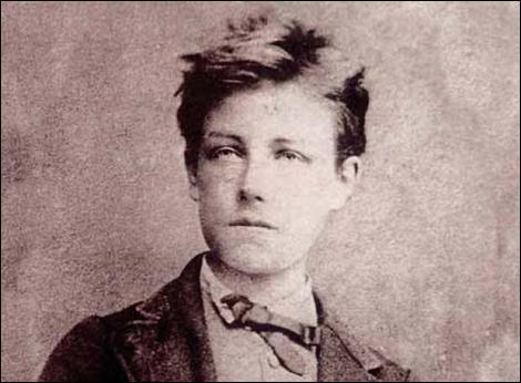 Né en 1854, on lui doit 'Le bateau ivre ' , il s' agit de ...