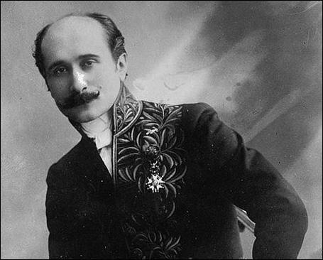 Né en 1868 , on lui doit 'L'aiglon ' , il s' agit de ...