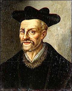 Né en 1483, on lui doit 'Pantagruel ' , il s' agit de ...