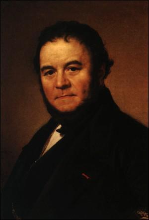 Né en 1783, on lui doit 'La Chartreuse de Parme ' , il s' agit de ...