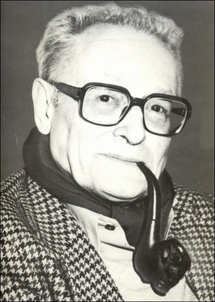 Né en 1909 , on lui doit le personnage de Nestor Burma , il s' agit de ...