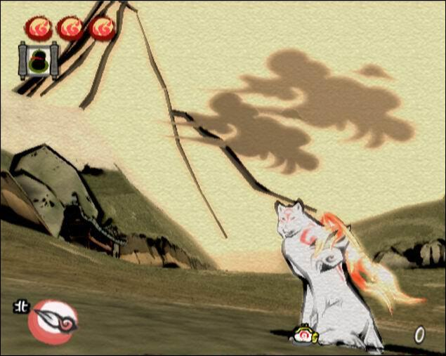 Quel est ce jeu sous forme d'estampe japonaise ?
