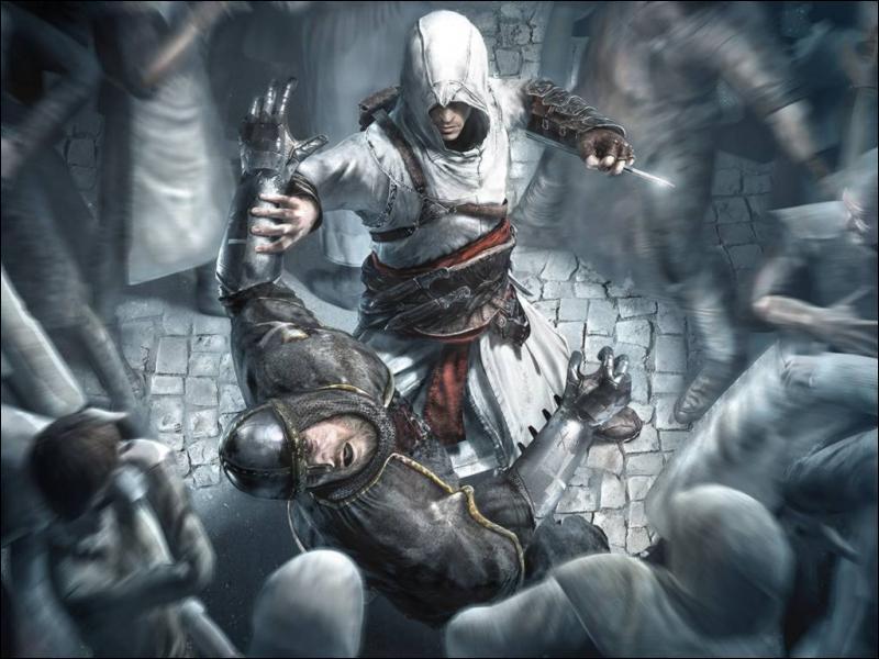 Altaïr est au centre de quel magnifique jeu récent ?