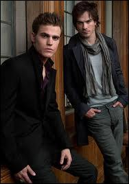 Damon en veut à Stefan car :