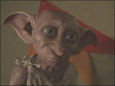 Comment s'appelle l'elfe de maison ?