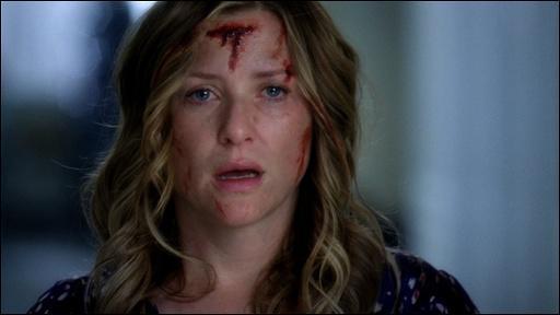Que dit Arizona à Callie quand elle lui parle de leur fille ?