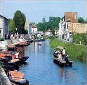 Un des plus beaux villages du Poitou, situé aux portes de la Venise verte , il s'agit de ...