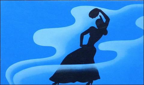 Cette danseuse ... beurk !