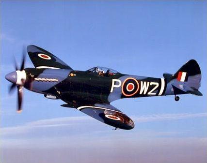 Les avions les plus importants de la seconde guerre moniale