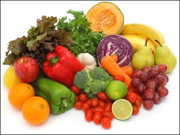 Il faut manger des fruits et des légumes tous les jours.