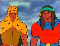 Comment se nomment ces deux hommes ? ( de gauche à droite )