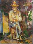 'Le Jardinier' ou 'Vallier assis' est un tableau de :