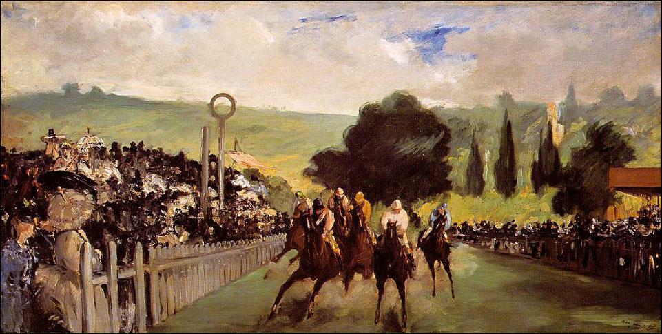 Très joli tableau de 1872 mais qui en est l'auteur ?