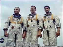 Premier échec américain avec la perte, en 1967, de l'équipage de quel vaisseau ?