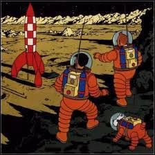 Enfin, petit clin d'oeil à la BD : en quelle année a été édité l'album 'On a marché sur la lune ' d'Hergé ?