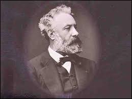 Son roman ' De la terre à la lune' édité en 1865, est une anticipation de toutes ces conquêtes. Qui est-il ?