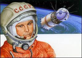 Il est le premier homme à avoir accompli un vol dans l'espace. Qui est-il ?