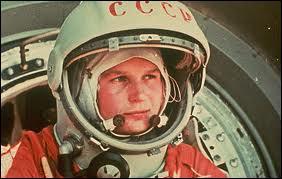 La première femme suivra, le 16 juin 1963. Quel est son nom ?