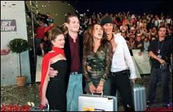 2002 : La seconde édition de cette télé-réalité est quant à elle remportée par ...