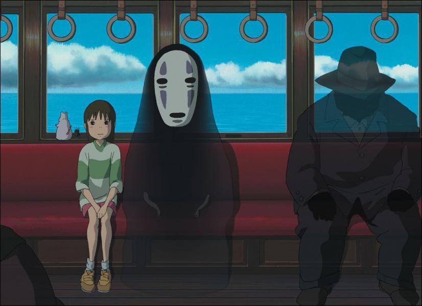 Pourquoi Chihiro laisse-t-elle rentrer le sans-visage ?