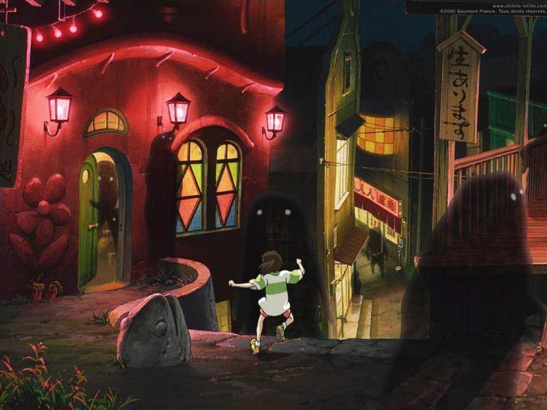 Le voyage de Chihiro, Hayao Miyazaki
