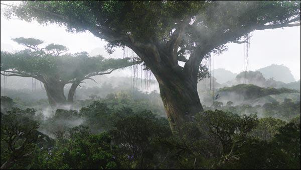 Comment dit-on en Na'vi : 'arbre maison' ?