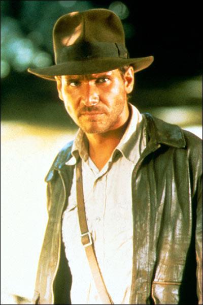 Quel acteur incarne Indiana Jones au cinéma ?