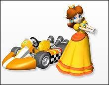 Je suis la femme de Luigi, je suis donc...
