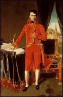 Quel était le titre de Napoléon Bonaparte avant de se faire proclamer empereur des Français sous le nom de Napoléon Ier ?
