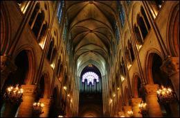 Dans quelle cathédrale la cérémonie du sacre de Napoléon s'est-elle déroulée ?