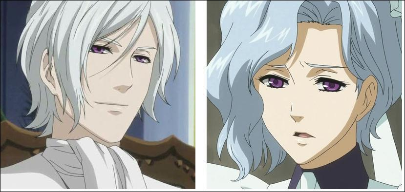 Ces personnages sont-ils les mêmes ?
