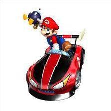 Les objets de Mario Kart Wii