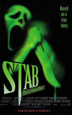 Qui est le réalisateur du premier Stab ?