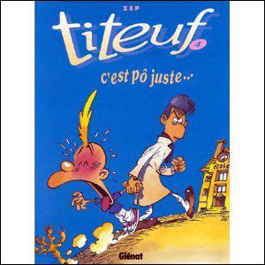 Quel cet album de Titeuf ?