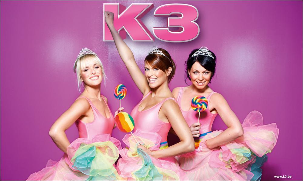 Quel est le premier clip des k3 ?