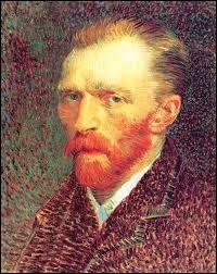Encore 2... Arts et Littérature : De quel nom Vincent van Gogh signait-il ses tableaux ?