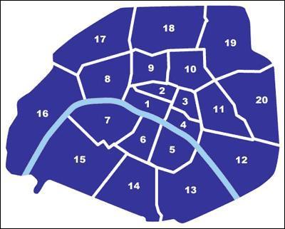 Dans quel arrondissement parisien se situe-t-elle ?