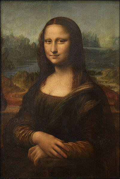 Qui a peint Mona Lisa ?
