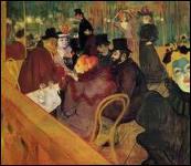 Qui a peint Bal au Moulin Rouge ?